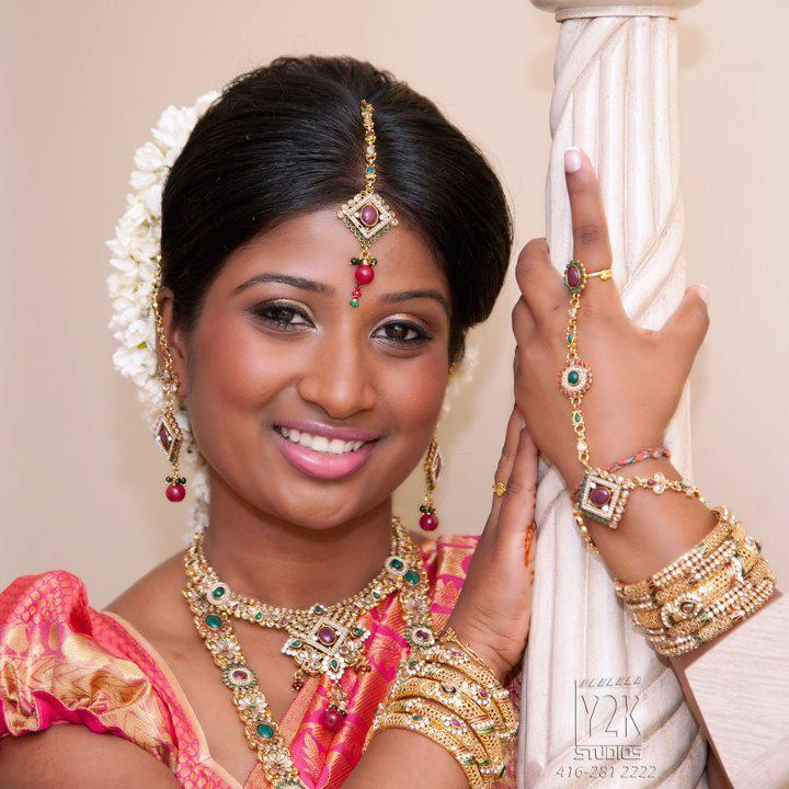 Wedding Hairstyle Tamilnadu: Traditional And Contemporary Sri Lankan Brides