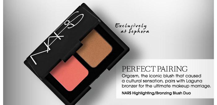 Get the Honeymoon Glow: NARS Highlighting/Blush Duo –