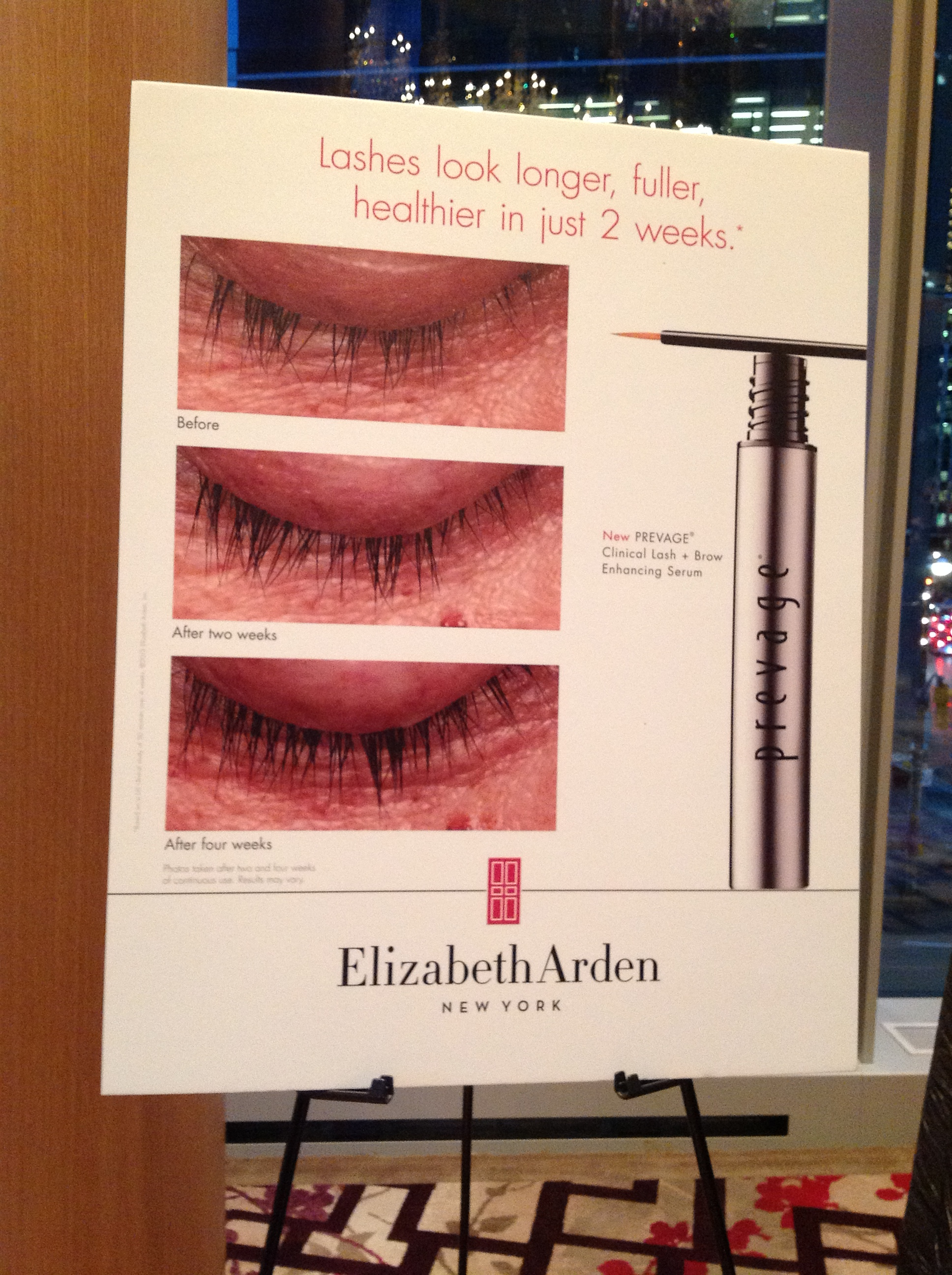 0720da4cbe9 Grow Your Lashes and Visibly Correct and Prevent Skin Aging with Elizabeth  Arden